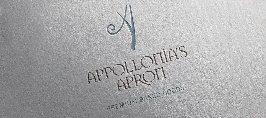 Appollonia's Apron Premium Baked Goods Logo