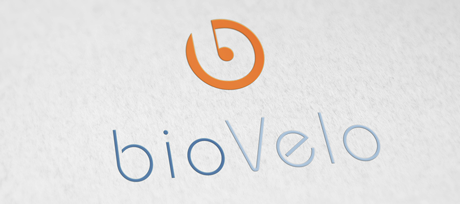 BioVelo Logo Design alternate
