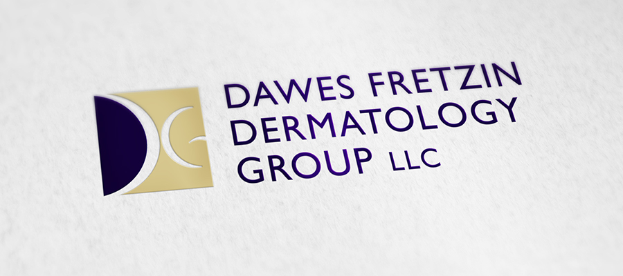 Dawes Fretzin Dermatology Group Logo