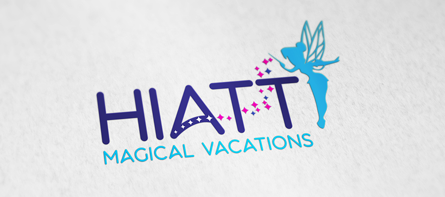 Hiatt Magical Vacations logo option