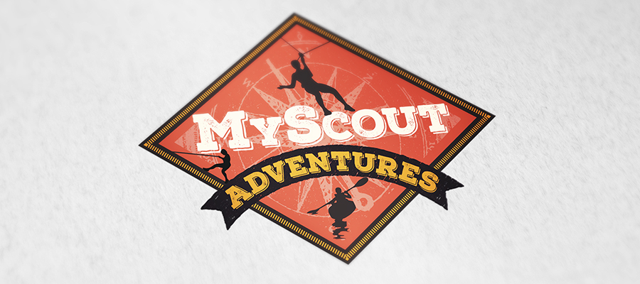 My Scout Adventure Logo