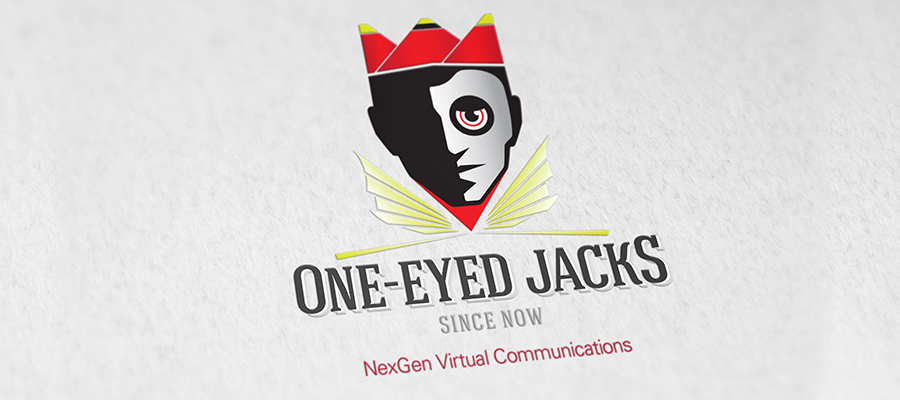 One-Eyed Jack Drone Video Logo