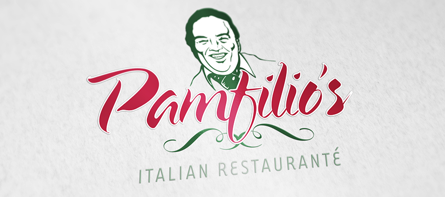 Pamfilio's Italian Restauranté Logo