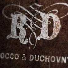 Rocco & Duchovny Logo Design