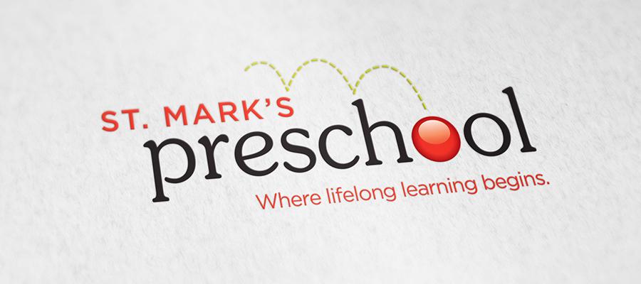 St. Mark's United Methodist Church Preschool Logo