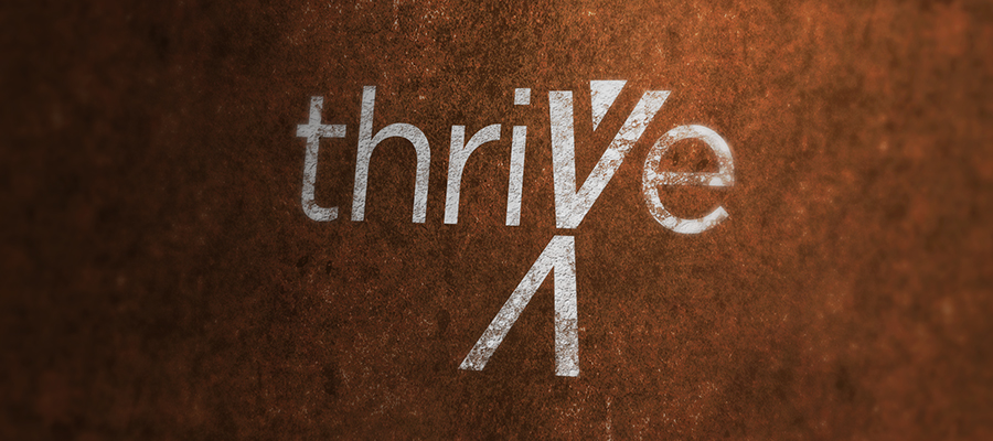 Thrive Counseling Logo